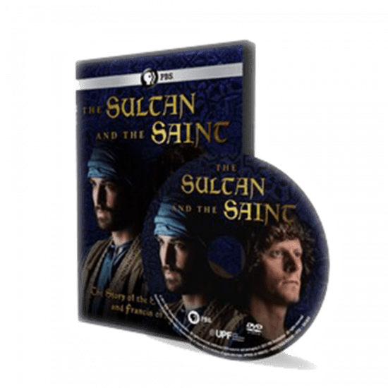 sultan and the saint dvd