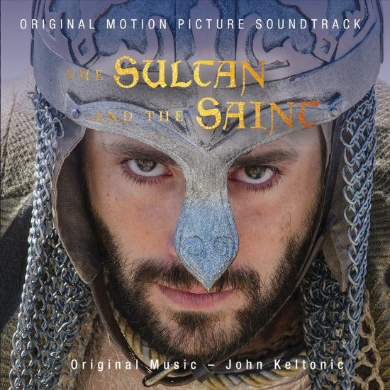 sultan and the saint soundtrack cd cover
